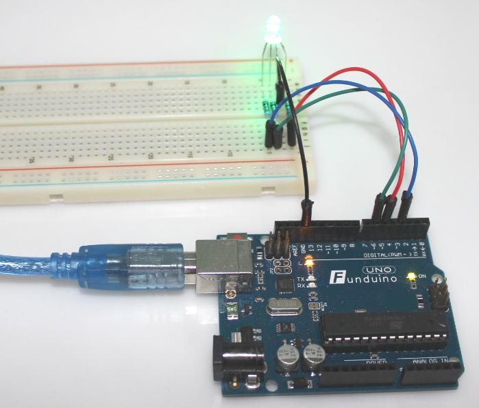 Arduino RGB