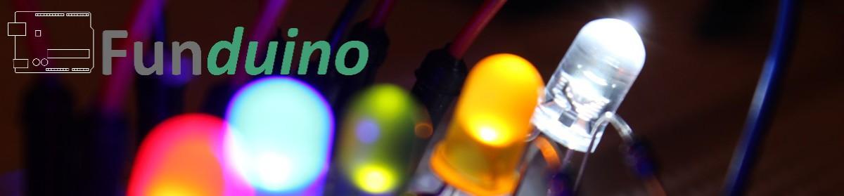 Funduino – Kits und Anleitungen für Arduino
