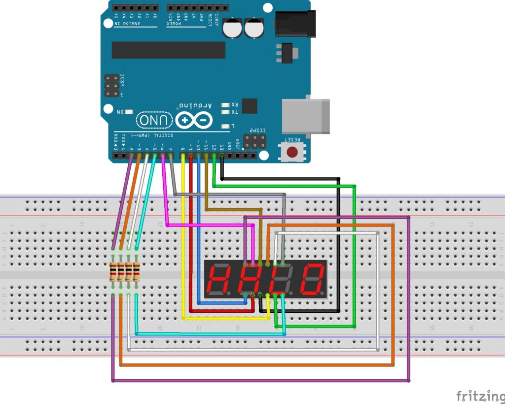 7segment-arduino-tutorial-verkabelung