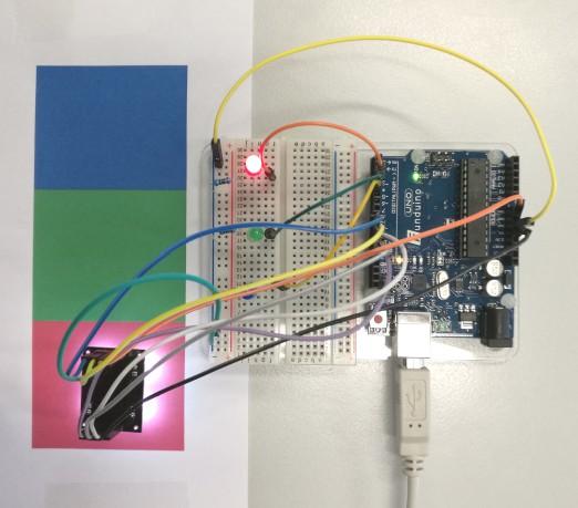farbsensor-arduino-test-rot